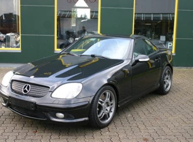 Mercedes SLK 32 AMG 354PS