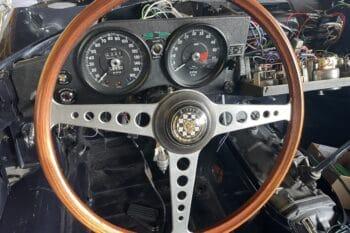 Jaguar E Type 4.2 Coupe