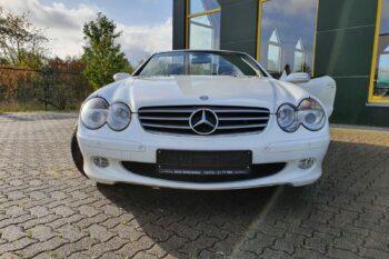 Mercedes 600SL