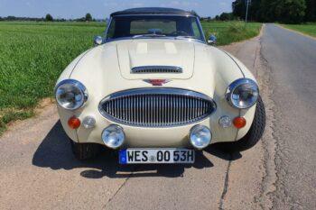 Austin Healey 3000 MK 2